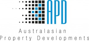 APD colour logo