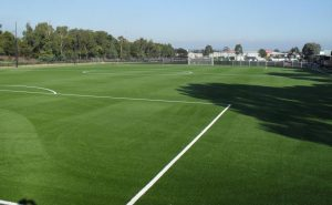 Artificial pitches provide a consistent and durable high quality all year round playing surface