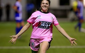WNPL Premier Most Valuable Player Daniela Di Bartolo Photo Adam Butler